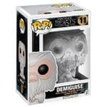 Figurine Demiguise invisible Fantastic Beasts