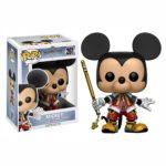 Figurine Funko Pop Roi Mickey Kingdom Hearts