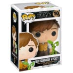 Figurines Newt and Pickett Fantastic Beasts