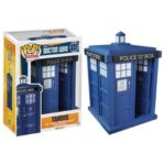 Figurine Funko Pop Tardis
