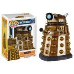 Figurine Dalek de la série Doctor Who
