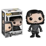 Figurine Jon Snow Castle Black