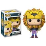 Figurine Funko Pop Luna Lovegood tête de Lion