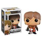 Figurine Tyrion Lannister en armure