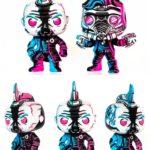 Des nouveaux styles imaginaires pour les Figurines Funko Pop