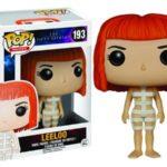 Les figurines Funko pop du film le Cinquième élément