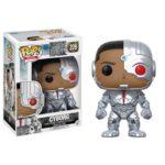 Figurine Funko POP Justice League- Cyborg
