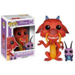 Figurine funko POP Mushu and Cricket