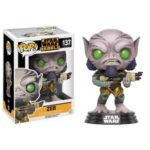 Figurine POP Star Wars : Rebelles – Zeb Bobblehead