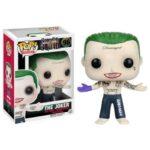 Figurine Funko Pop Suicide Squad The Joker (Shirtless)