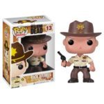 Figurine Funko POP! Walking Dead Rick Grimes