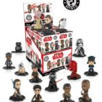 Star Wars The Last Jedi Mystery Mini Blind Box Bobblehead