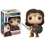 Figurine Funko Wonder Woman POP!