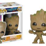 Les figurines Pop Groot vont vous faire craquer !