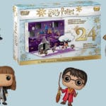 Funko Pop! commercialise un calendrier de l'avent Harry Potter