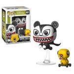 Figurine Pop Vampire Teddy w/ Undead Duck: Nightmare Before Christmas