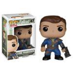 Figurine POP Fallout Lone Wanderer Male