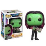 Figurine POP Guardians 2 Gamora Bobblehead