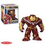 Figurine POP! Marvel: Avengers Infinity War- 6″ Hulkbuster Bobblehead