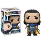 Figurine Pop! Marvel: Thor Ragnarok- Loki Sakaarian Bobblehead