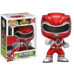 Figurine Pop Red Rangers: Power Rangers