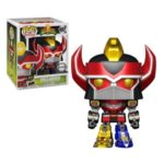 Figurine Power Rangers Megazord Glow-in-the-Dark 6-Inch Pop!